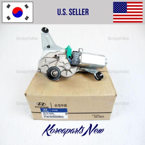 GENUINE WIPER MOTOR REAR 987102B500 HYUNDAI SANTA FE 2007-2012