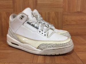 Nike Air Jordan 3 Retro 25th Anniversary Sz 11 398613 102