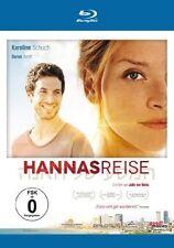 Hanna's Journey (2013) ( Hannas Reise ) (Blu-Ray) Karoline Schuch, Doron NEW