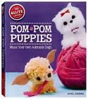 Pom-Pom Puppies by April Chorba (Mixed media product, 2013)