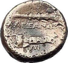 ALEXANDER III the GREAT 336BC Macedonia Ancient Greek Coin HERCULES CLUB i61755