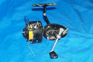 Spinning reel garcia mitchell 300 fresh water fishing fish for Open face fishing reel