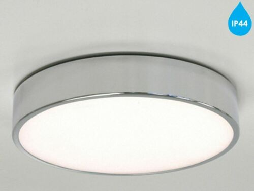 1 of 1 - Ex-display 0591 Astro Lighting Chrome Round  Celling Light Mallon Plus rrp £170