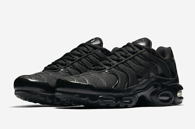 Détails sur Rare OG Nike Air Max Plus TN se Baskets, UK10, noirargentorange, CI7701001 afficher le titre d'origine