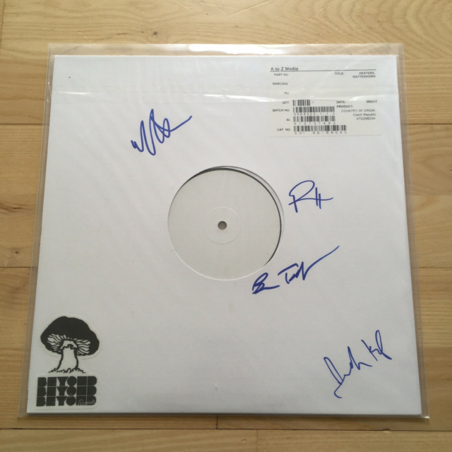 LP, Heaters, Matterhorn, Rock, Stand er Nm/Nm. Test press…
