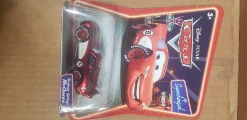 Disney Pixar Cars Supercharged Radiator Springs Lightning Mcqueen Brand New!!