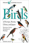 Birds of Europe, Russia, China, and Japan: Passerines: Tyrant Flycatchers to Buntings by Norman Arlott (Paperback, 2007)