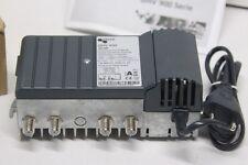 NEUF : Amplificateur d'interieur pour antenne TV - Gain 30 dB - TRIAX GHV 930
