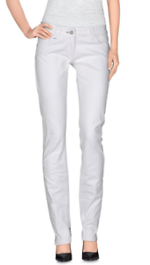 ONE SEVEN TWO () Slim Straight Jeans White NWT