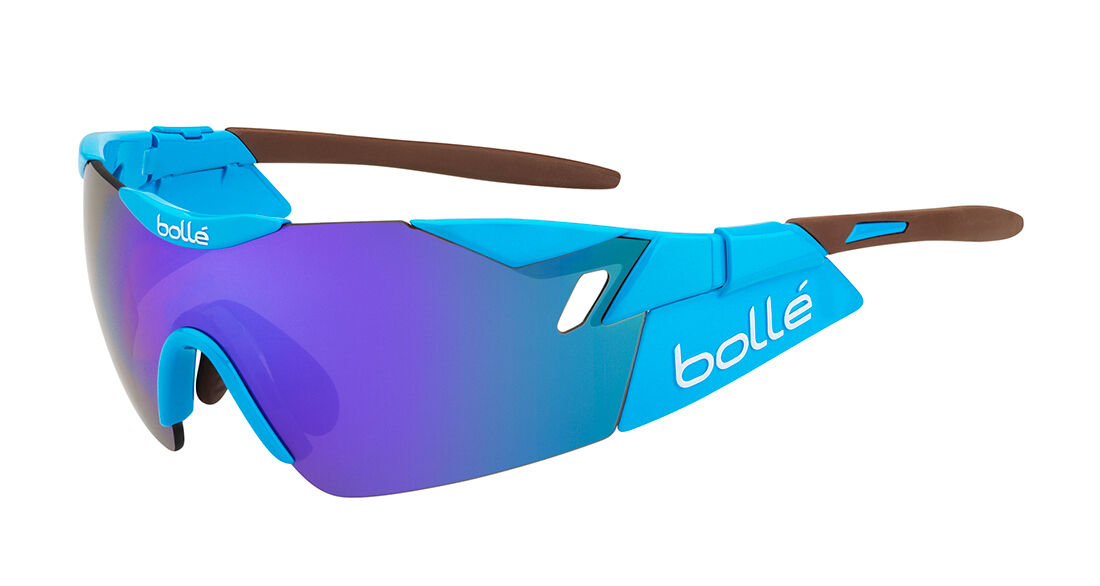 LUNETTES Bollé 6TH SENSE Shiny blue  Verres AG2R lunettes BOLLE' 6TH blue  more discount