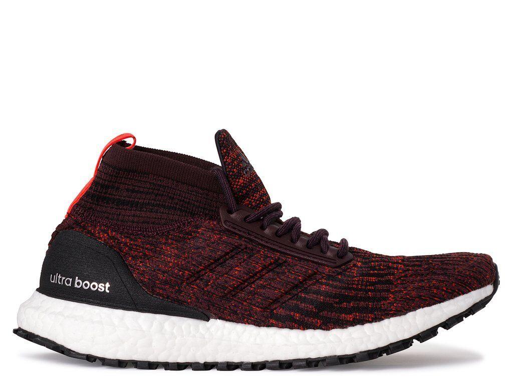 Adidas Men's ULTRABOOST Shoes ALL TERRAIN DARK BURGUNDY Shoes ULTRABOOST S82035 b ab62ea