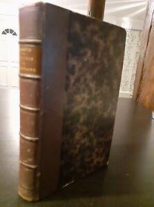 1863 Letras Reverend Lacordaire Por Abbe H. Perreyve A París C.Douniol