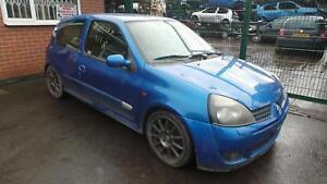 Renault-Sport-Clio-II-172-Taza-2002-03-2-0-16-V-Interior-UCH-Rele-de-ruptura-de-Repuestos