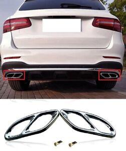 AMG-look-cubierta-de-escape-sport-de-escape-para-Benz-gle-w166-x166-GLC-w253