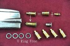 "Ronson Varaflame filler valve type ""A""  - 4 Valves + O-Rings & DIY Video"