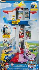 PAW Patrol 6042018 My Size Lookout Tower with Exclusive Vehicle Toy
