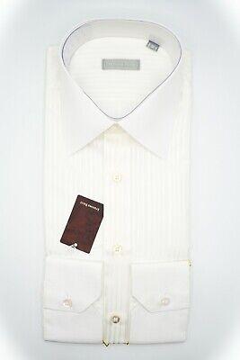 NEW STEFANO RICCI Dress Shirt Size 16