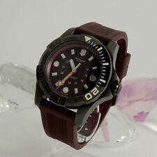 Victorinox Divemaster 500 Black Ice Damenuhr - Edelstahl - Kautschukband - Quarz
