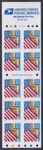USA-FB-30-Folienblatt-Flagge-Fahne-postfrisch-MNH