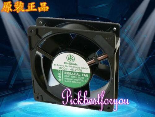 Pour Bi-Sonic 4E-230B 02 12038 12 Cm 230 V 22//21W Cadre en Métal Ventilateur De Refroidissement #M2849 QL