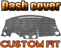 1998-2007 Volkswagen Beetle Dash Cover Dashboard Pad / Charcoal Grey