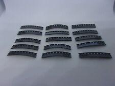 150 Pcs 15 Values Sot 23 Smd Triode Transistors Assorted Kit Set S9012 Bav90 431
