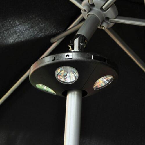 16 LED Luce Ombrello Parasole Giardino Veranda ERBA Veranda Terrazza FESTA PARTY