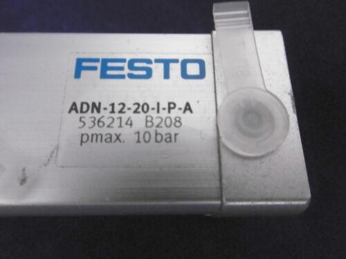 Festo ADN-12-20-I-P-A 536214 Kompaktzylinder