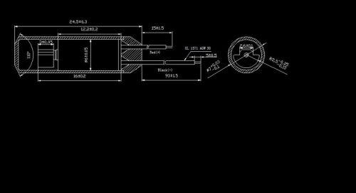 2PCS DC1.5V-3V Coreless Motor Waterproof Vibration Motor Massager Vibrator Motor