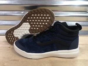 2390aa260fe0da Vans UltraRange Hi MTE Shoes Dress Blue Navy Blue Mens SZ 9 ...