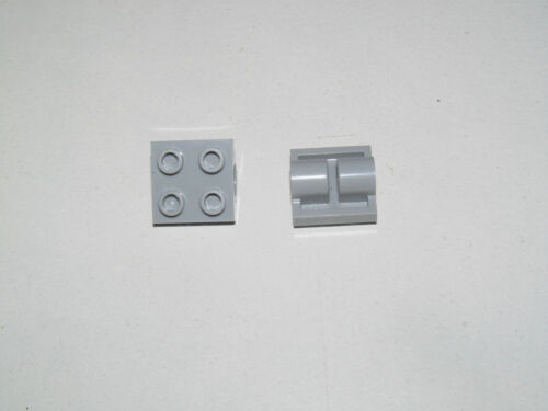 Lego ® Lot x2 Plaque Essieu 2X2 Plate Modified with Holes Choose Color ref 2817