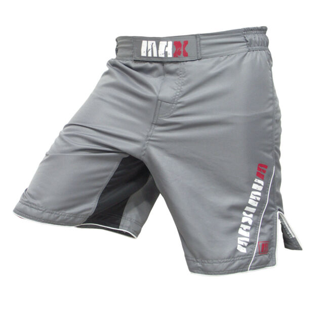 MMA Fight Shorts Grappling Shorts Kick Boxing Cage Fighting Short Size S M L XL