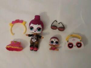 Color Change LOL Surprise Under Wraps BEBE BONITA+PET BEBE BONITO Dolls Gift