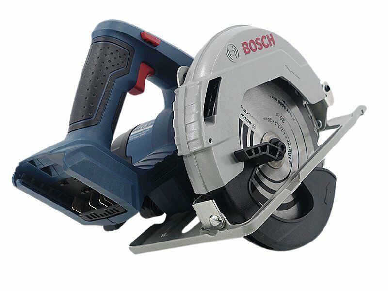 Bosch GKS 18 V-57G Li Solo Professional Akku-Kreissäge L-BOXX 06016A2101