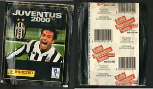 Bustina-Figurine-Juventus-2000-Nuova-Sigillata-Ed-Panini