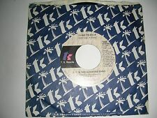 DISCO 45 KC & Sunshine Band - I Like To Do It / Come On In  TK NM 1976