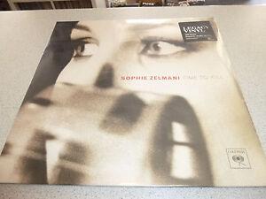 Sophie-Zelmani-Time-To-Kill-180g-LP-Vinyl-Neu-amp-OVP-Legacy-Vinyl