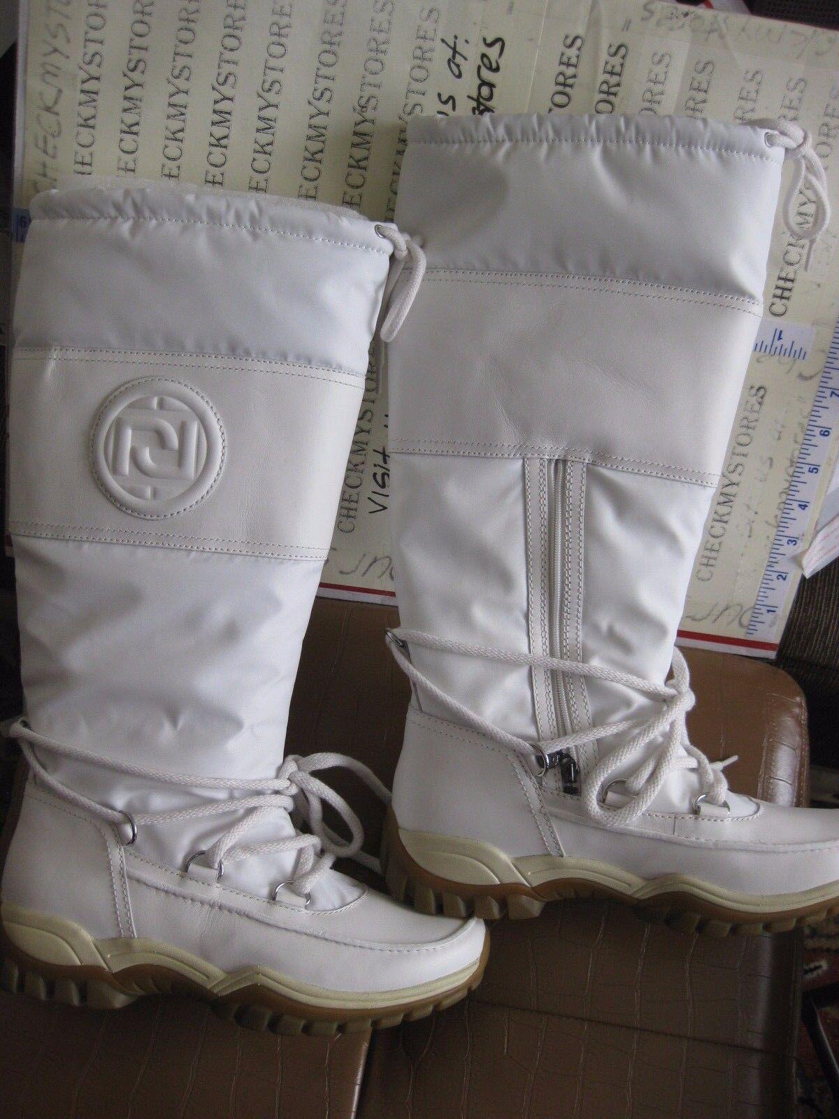 costo effettivo New  donna     Donna  snow stivali k73200 Winter Snow stivali SIDE HALF ZIPPER  spedizione veloce in tutto il mondo