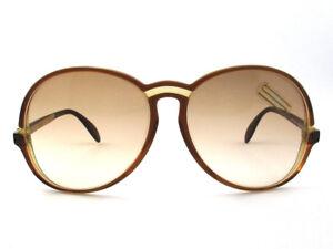 50a576a0e3 Dettagli su occhiale da sole Silhouette donna Mod. 613 colore  beige/marrone7 col.535