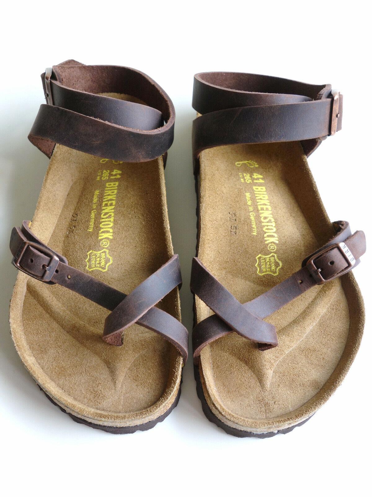 new BIRKENSTOCK Waxy-Leather Ankle