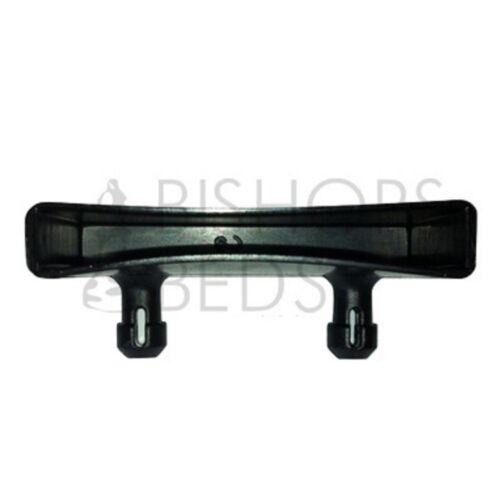 63mm Sprung Bed Slat Holder for Side Rails Pack of 10
