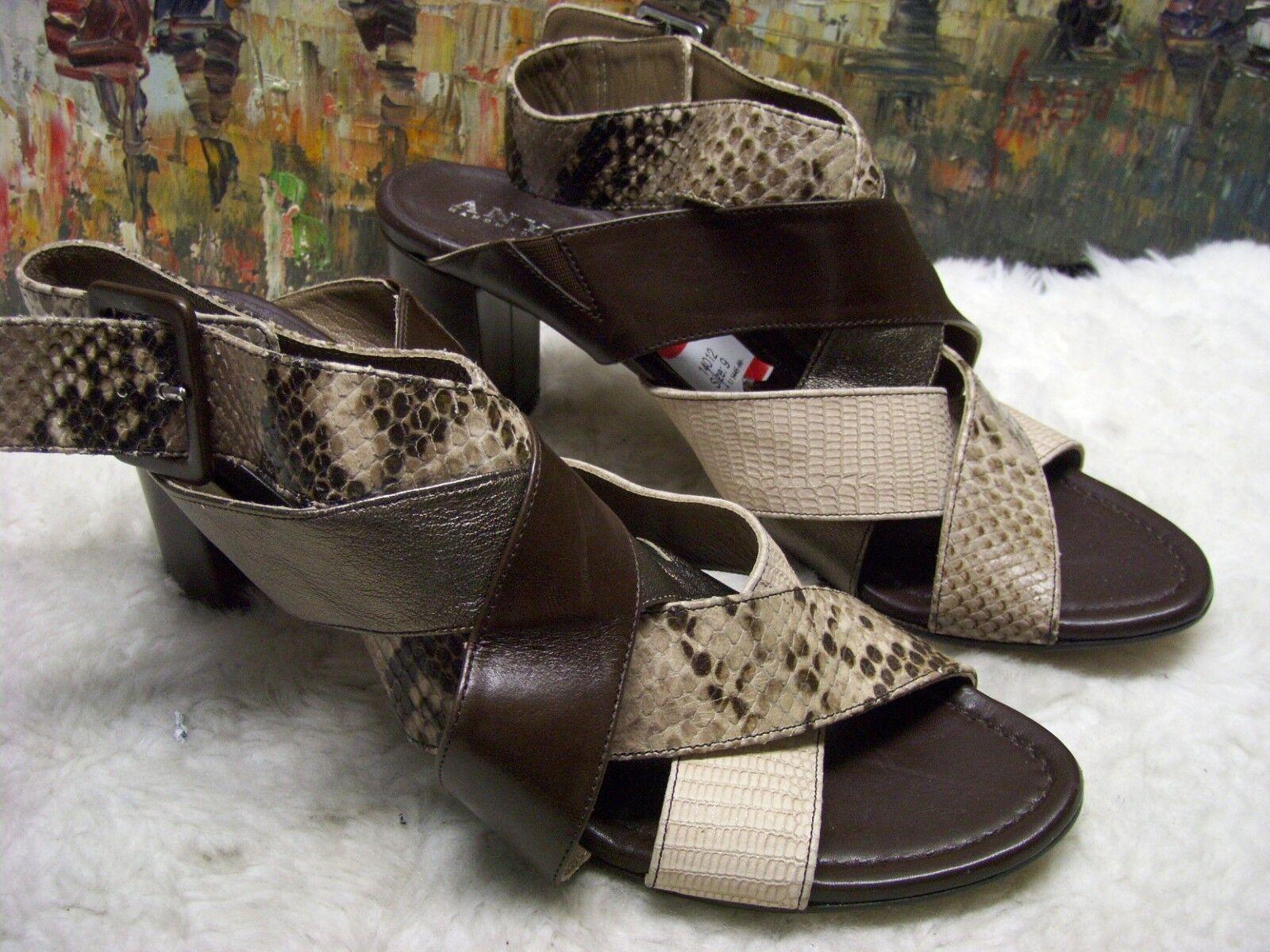 Anyi Lu 'Zara' - Sandal - Size 40.5 - 'Zara' $445 da0543