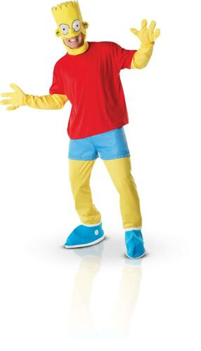 Rubie/'s Official Adult/'sThe Simpsons Fancy Dress Costume X-Large