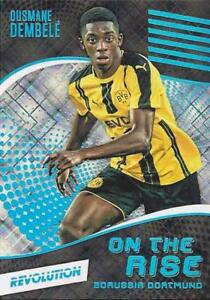 2017-Panini-Revolution-Soccer-039-On-The-Rise-039-Cosmic-Parallel-Numbered-to-100