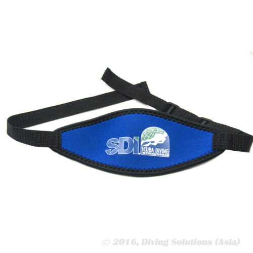 1 x Scuba Diving International SDI Neoprene Mask PadStrap
