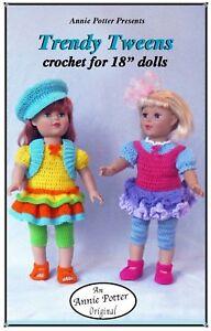 How to Crochet a Doll Dress for Bella. Part 2 A Beginner Friendly ... | 300x192