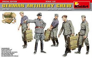 MIN35192-Miniart-1-35-German-Artillery-Crew-Special-Edition