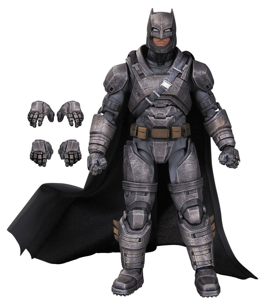 Figura de 30 ó n batman und superman 17 cm the dark knight dc comics statue.