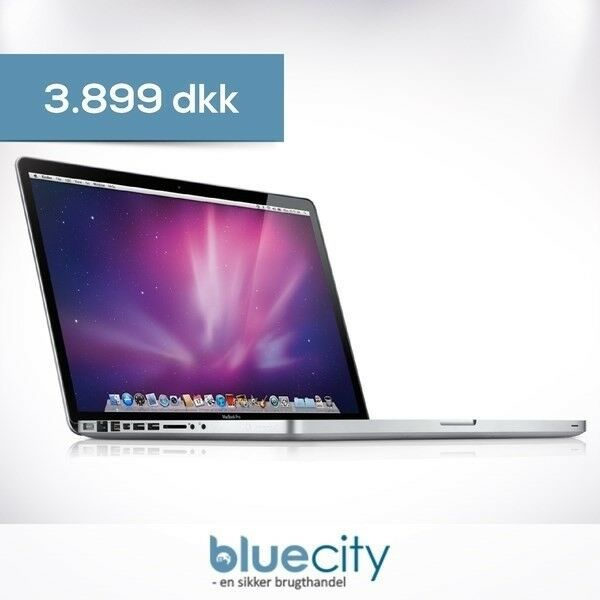 """MacBook Pro, Apple MacBook Pro 13"""" 2,7GHz 500GB 4GB"""