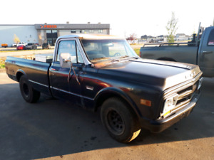 1970 gmc c1500 350 4 speed
